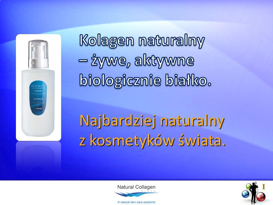 Kolagen naturalny – żywe, aktywne biologicznie białko