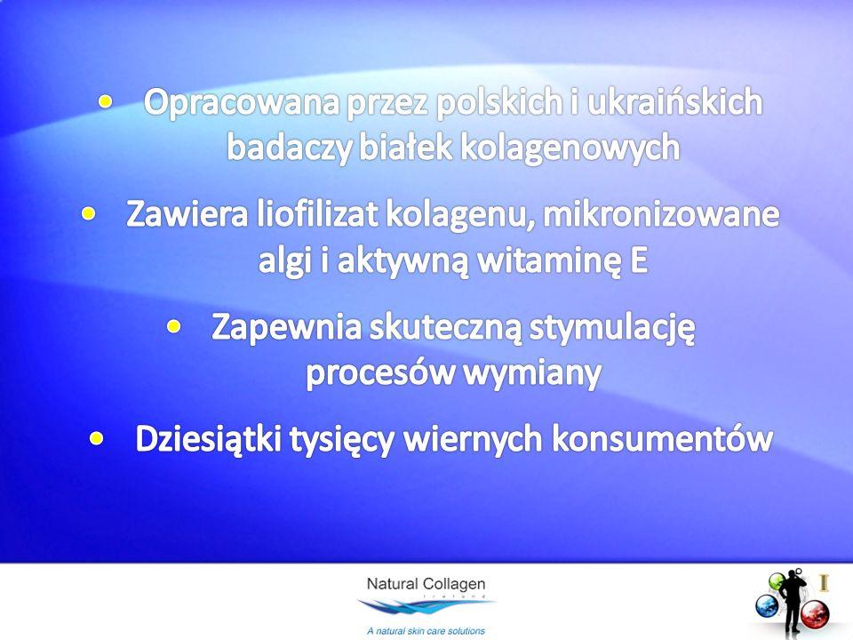 Opracowana przez polskich i ukraińskich badaczy białek kolagenowych
