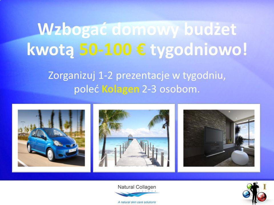 Wzbogać domowy budżet kwotą 50-100 € tygodniowo!