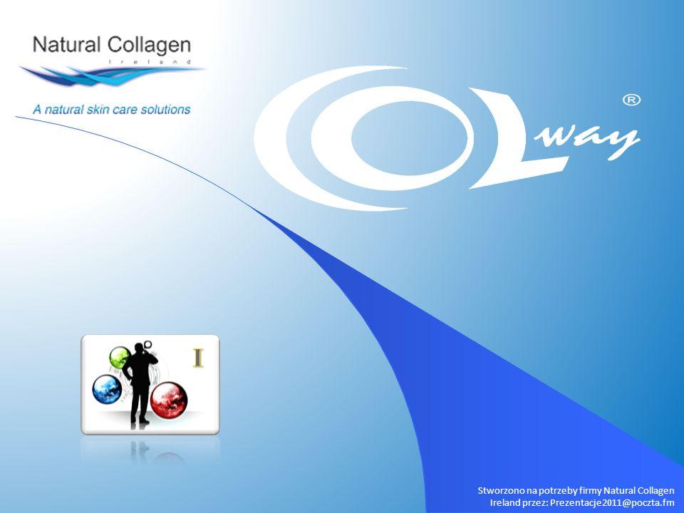 I Stworzono na potrzeby firmy Natural Collagen Ireland przez: Prezentacje2011@poczta.fm