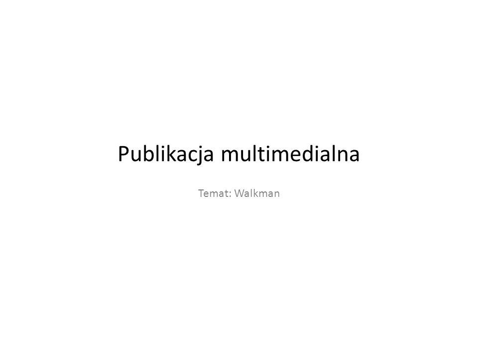 Publikacja multimedialna