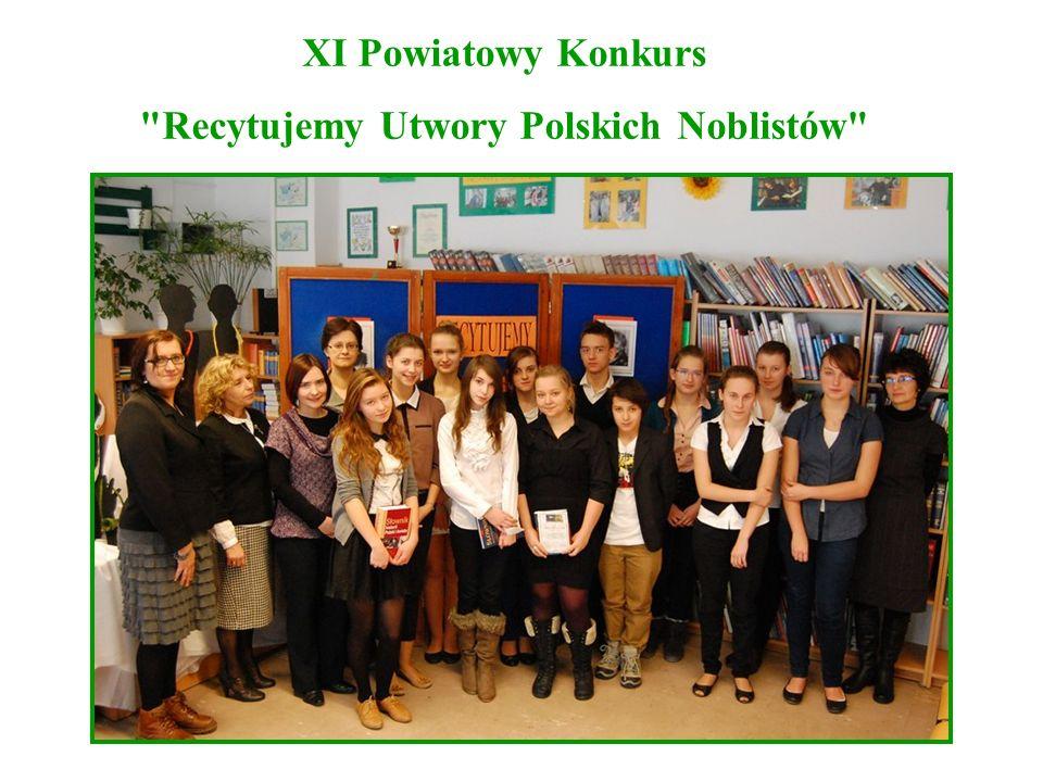 Recytujemy Utwory Polskich Noblistów