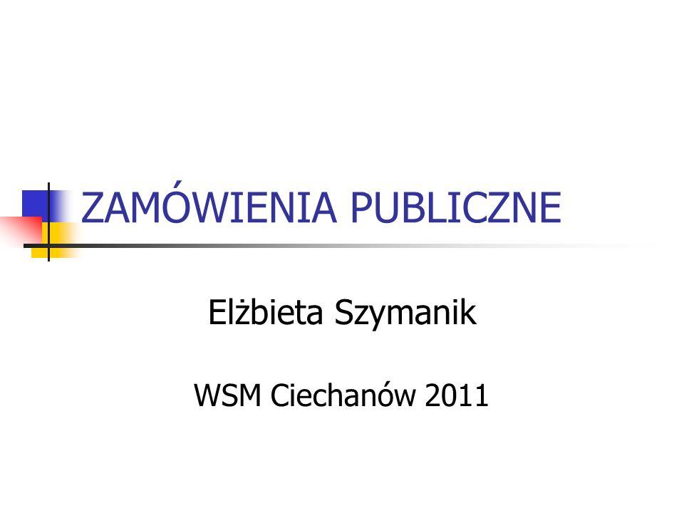 Elżbieta Szymanik WSM Ciechanów 2011