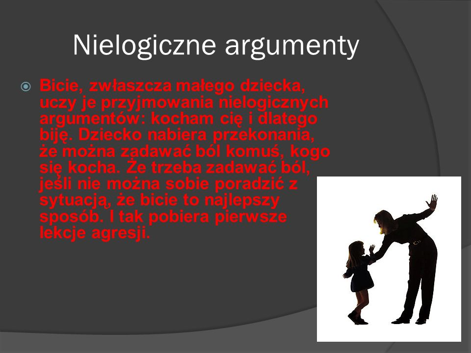Nielogiczne argumenty