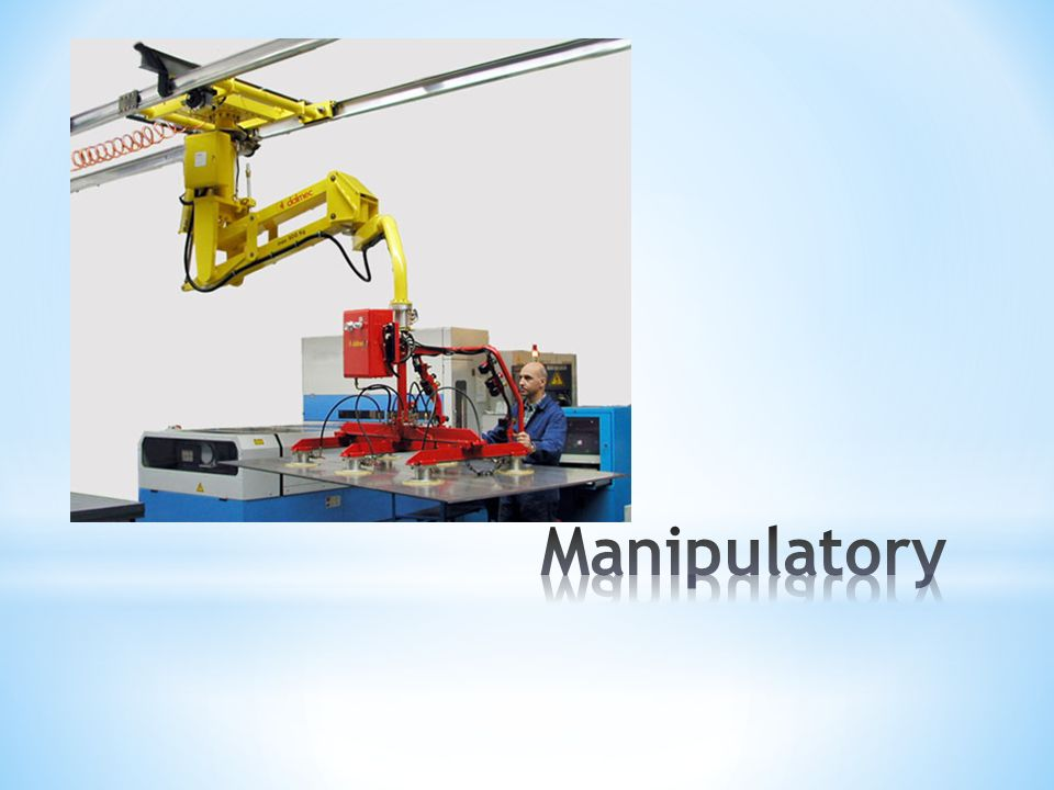 Manipulatory