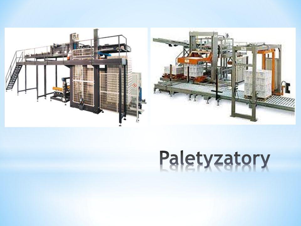 Paletyzatory
