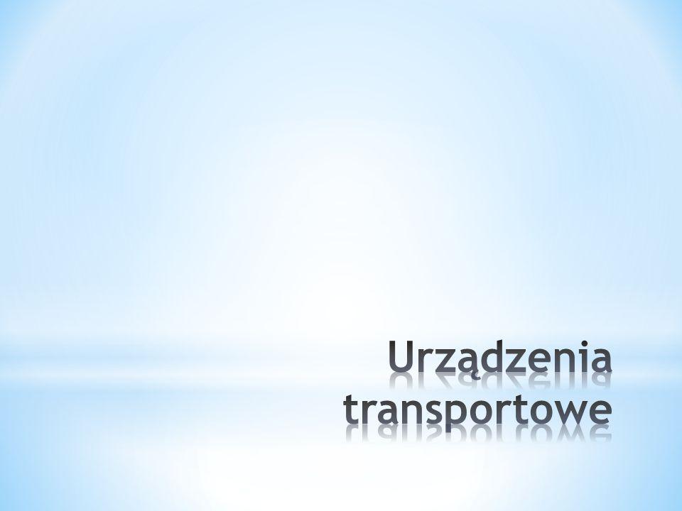 Urządzenia transportowe
