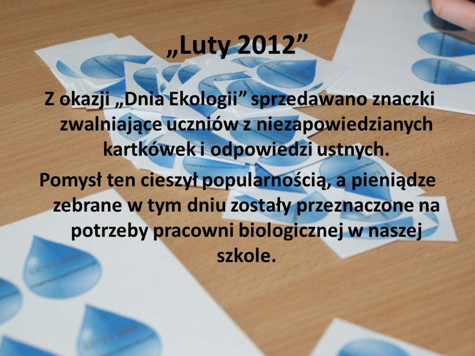 """""""Luty 2012"""