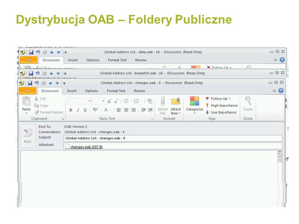 Dystrybucja OAB – Foldery Publiczne