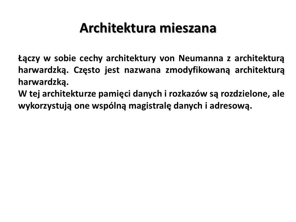 Architektura mieszana