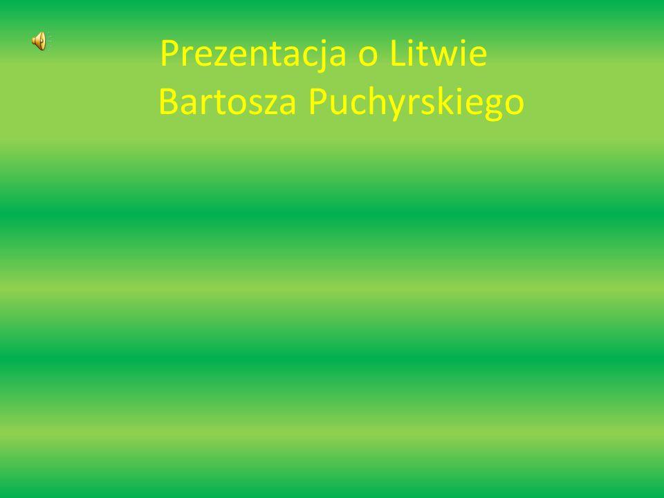 Bartosza Puchyrskiego