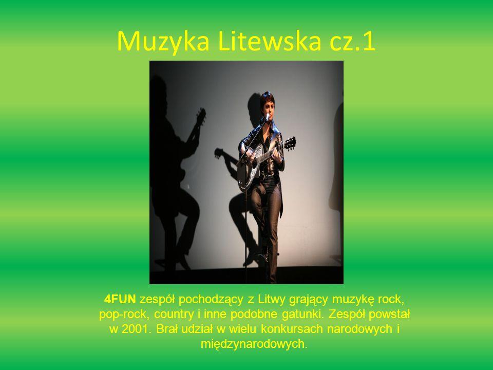 Muzyka Litewska cz.1