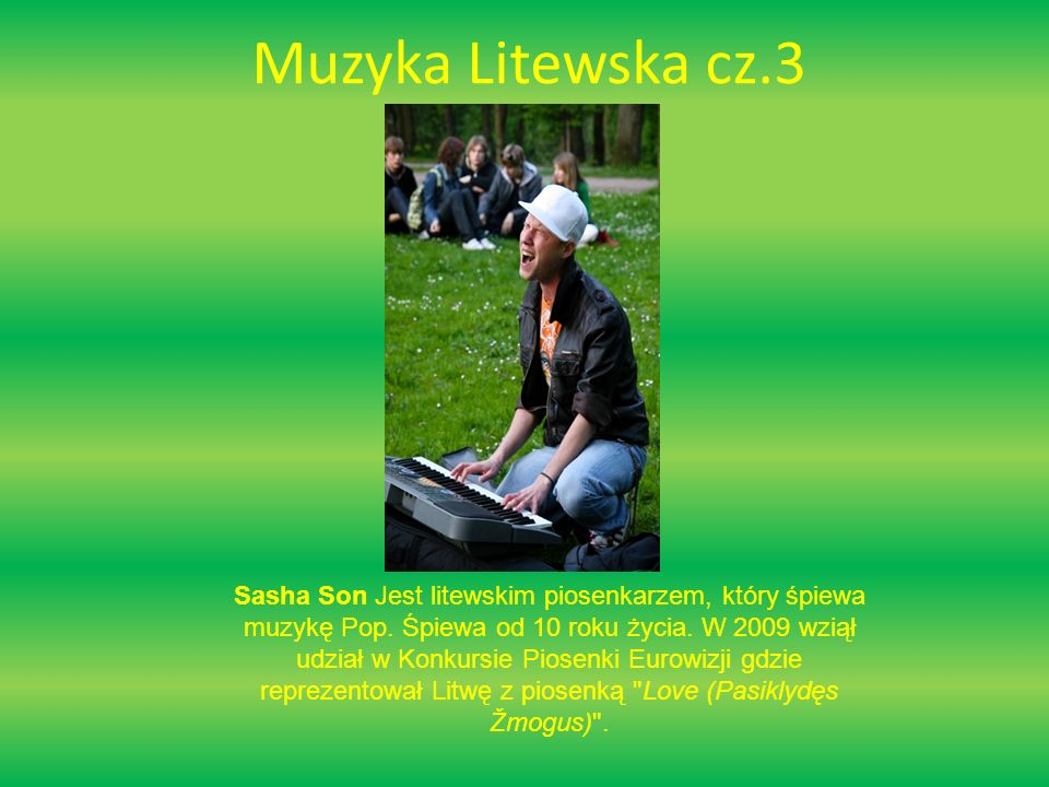 Muzyka Litewska cz.3