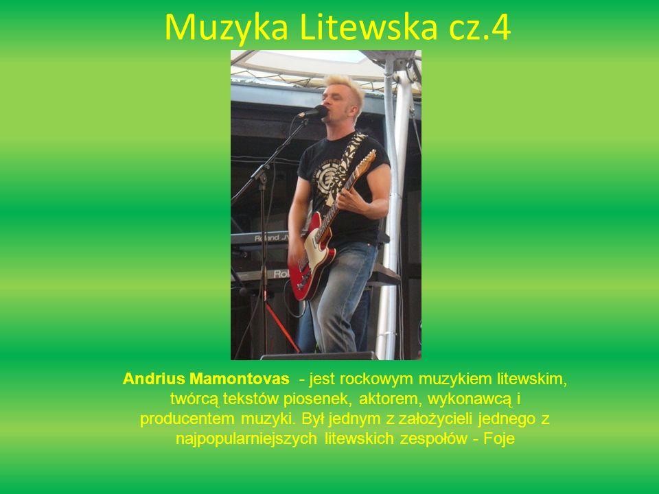 Muzyka Litewska cz.4
