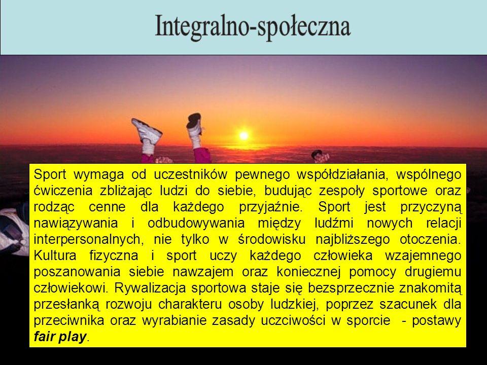 Integralno-społeczna