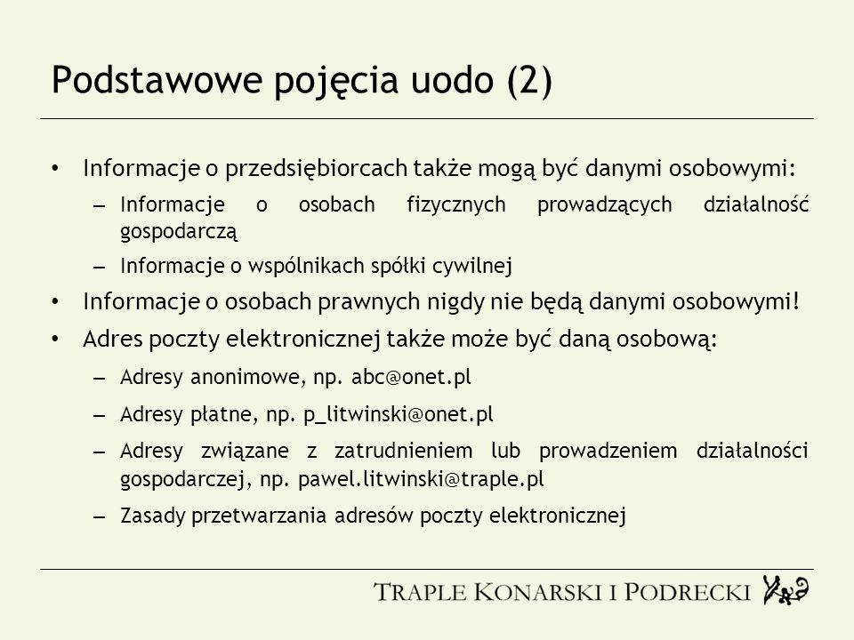 Podstawowe pojęcia uodo (2)