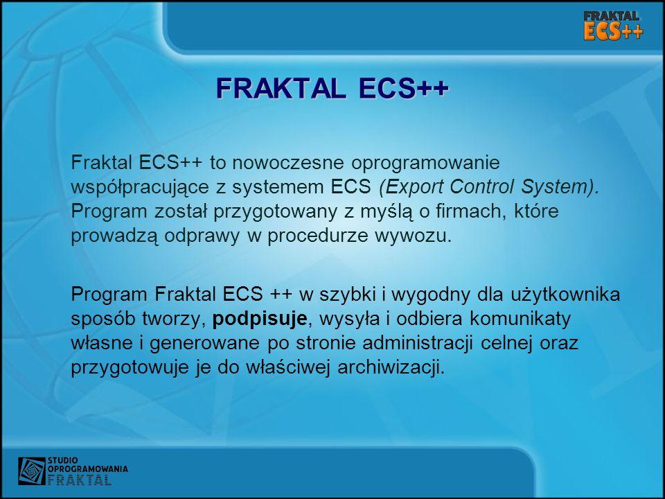 FRAKTAL ECS++