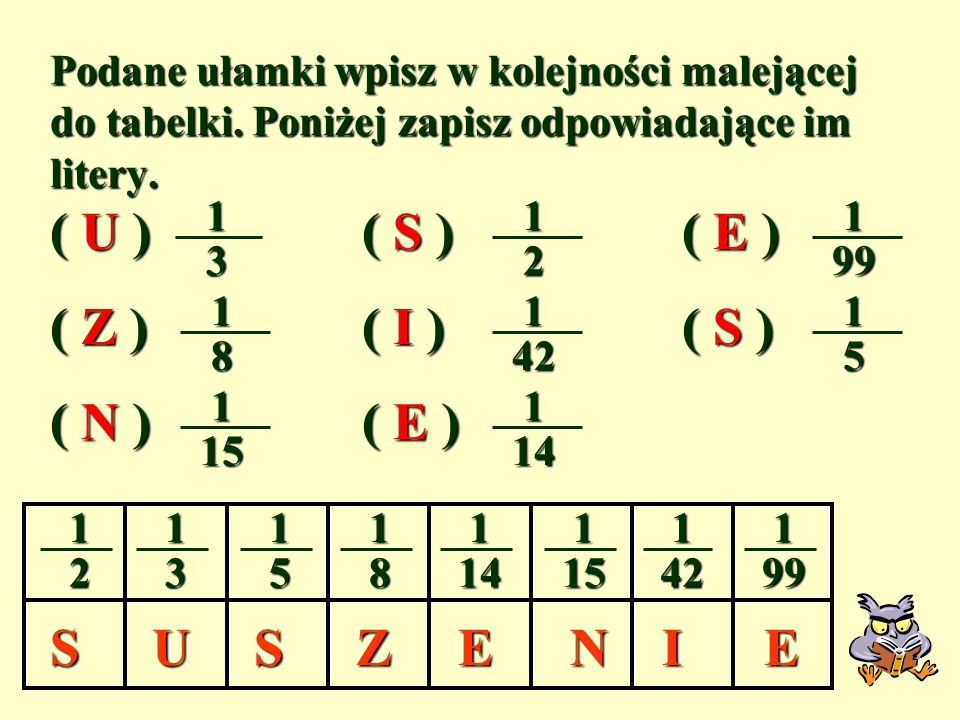 ( U ) ( S ) ( E ) ( Z ) ( I ) ( S ) ( N ) ( E ) S N I Z U E