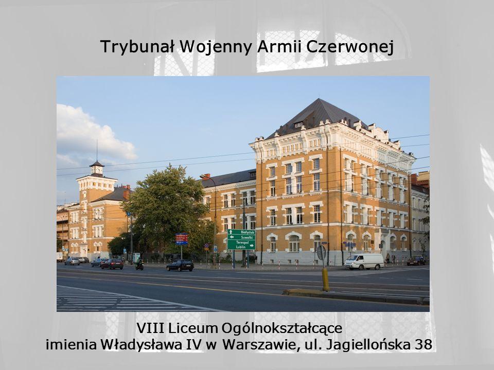 Trybunał Wojenny Armii Czerwonej