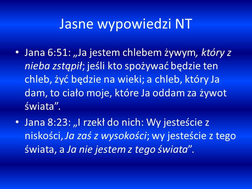 Jasne wypowiedzi NT