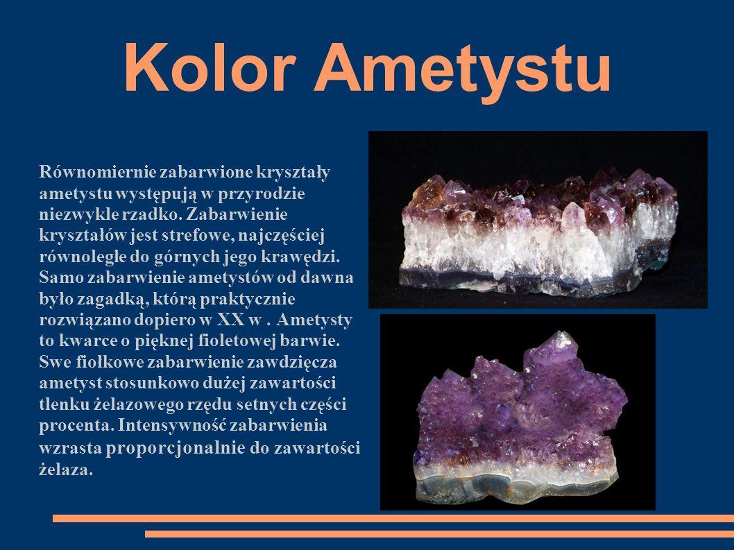 Kolor Ametystu