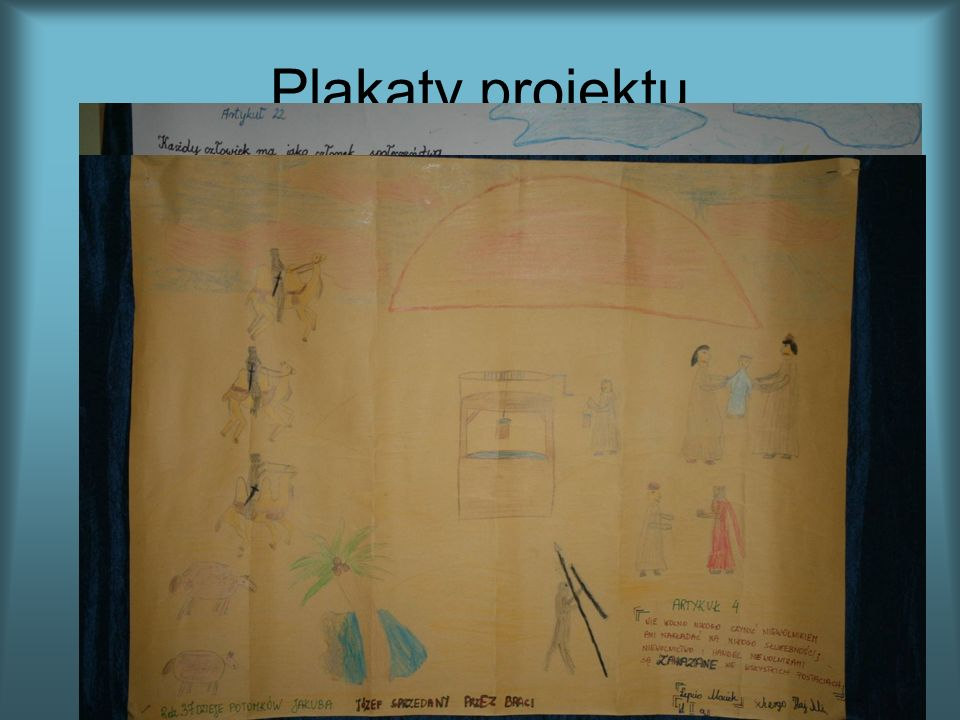 Plakaty projektu