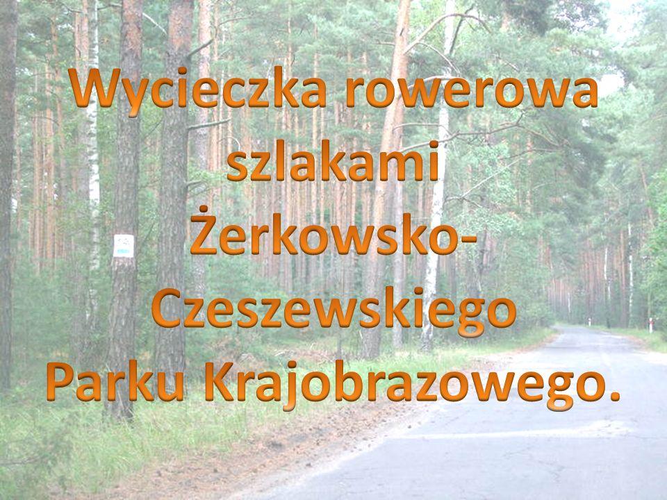 Wycieczka rowerowa szlakami Żerkowsko-Czeszewskiego