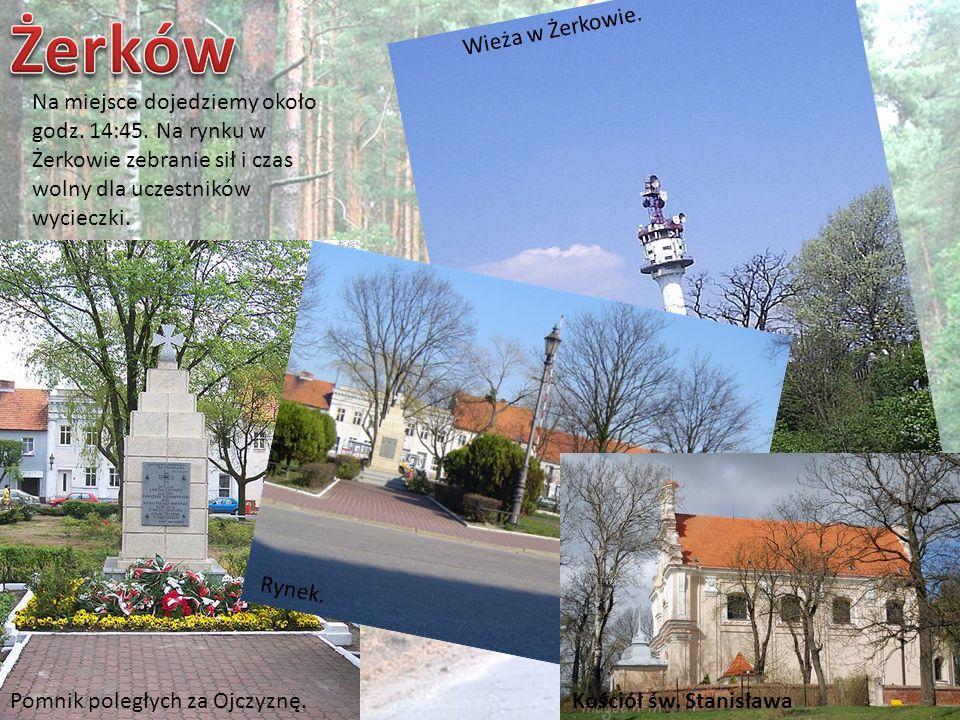 Żerków Wieża w Żerkowie.