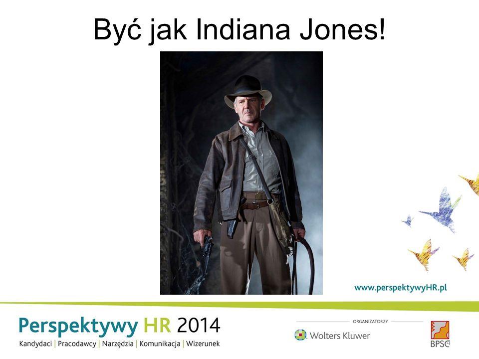 Być jak Indiana Jones!