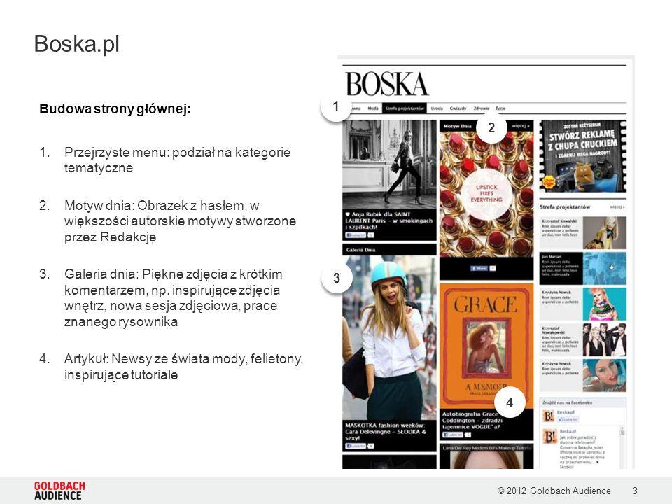 Boska.pl 1 Budowa strony głównej: 2