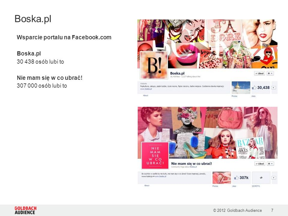 Boska.pl Wsparcie portalu na Facebook.com Boska.pl 30 438 osób lubi to