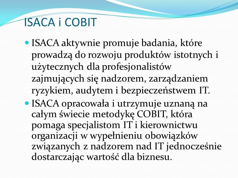 ISACA i COBIT