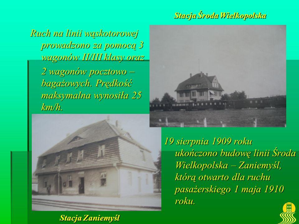 Stacja Środa Wielkopolska