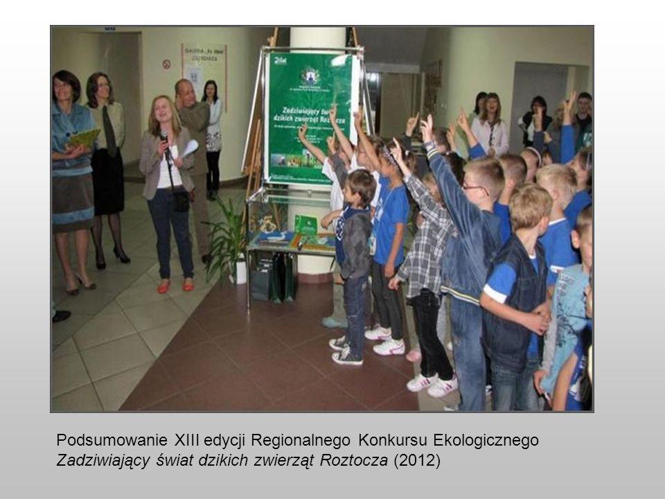 Podsumowanie XIII edycji Regionalnego Konkursu Ekologicznego