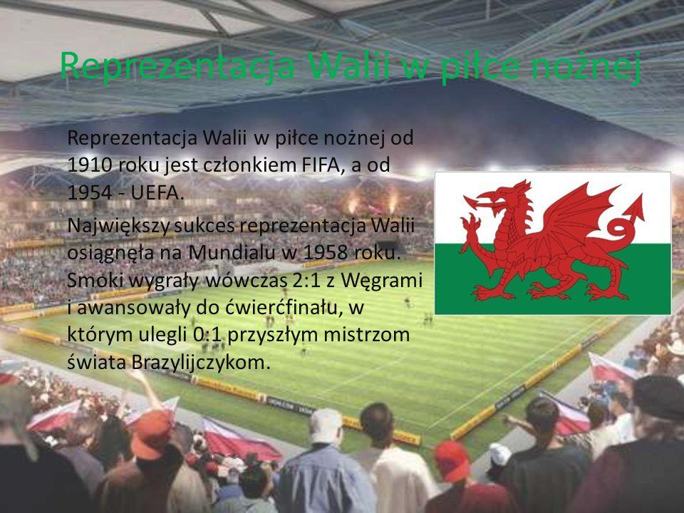 Reprezentacja Walii w piłce nożnej