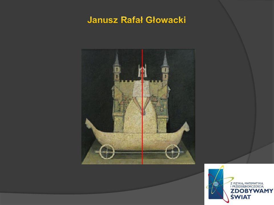 Janusz Rafał Głowacki
