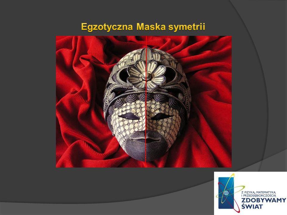 Egzotyczna Maska symetrii