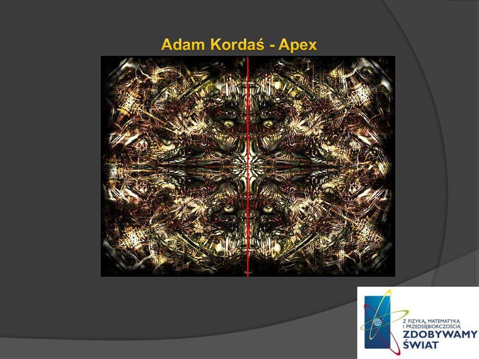 Adam Kordaś - Apex