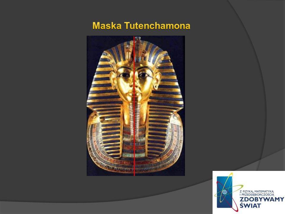 Maska Tutenchamona