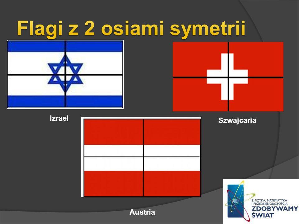 Flagi z 2 osiami symetrii