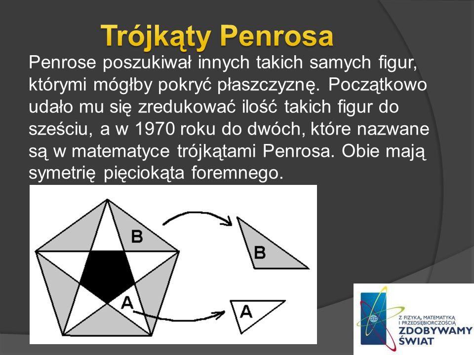 Trójkąty Penrosa