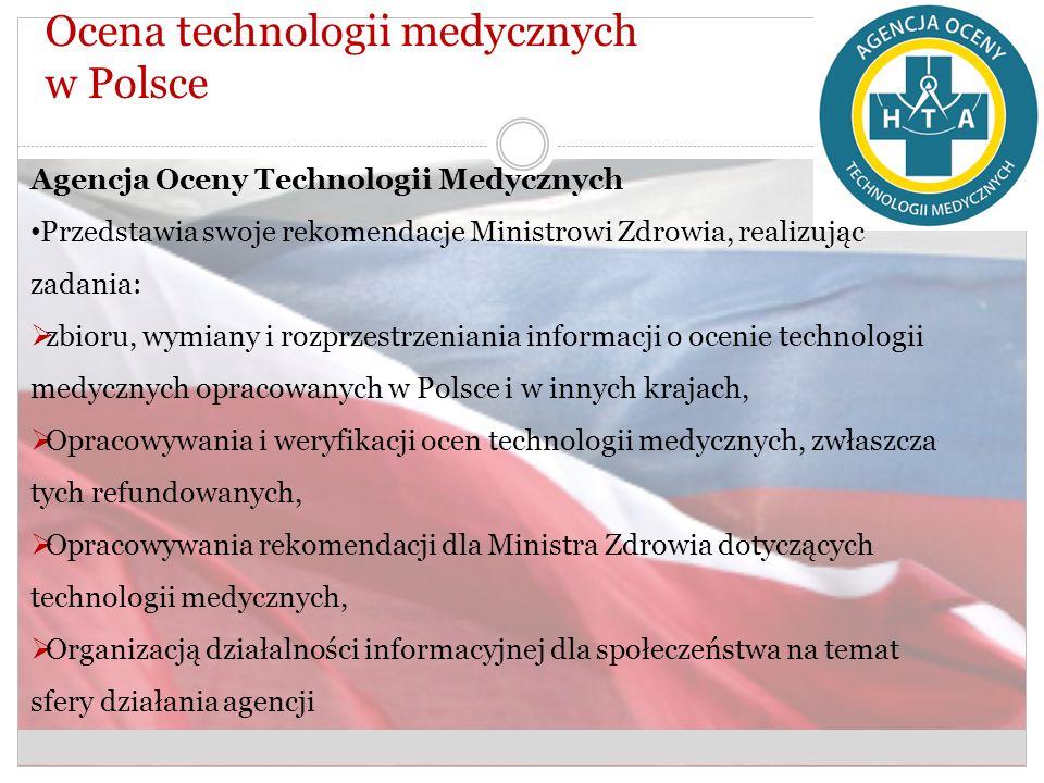 Ocena technologii medycznych w Polsce