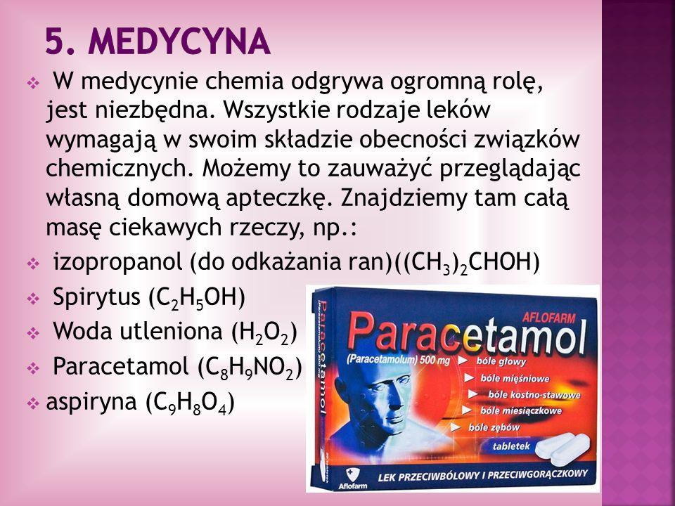 5. Medycyna