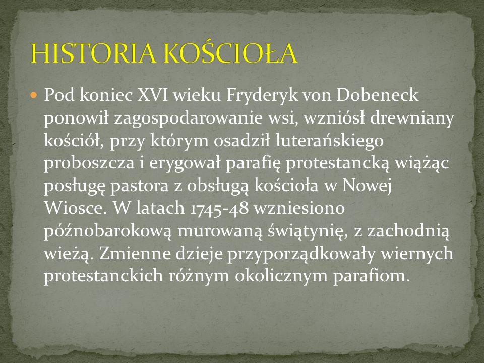 HISTORIA KOŚCIOŁA