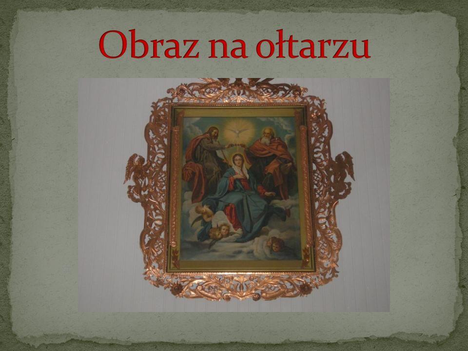 Obraz na ołtarzu