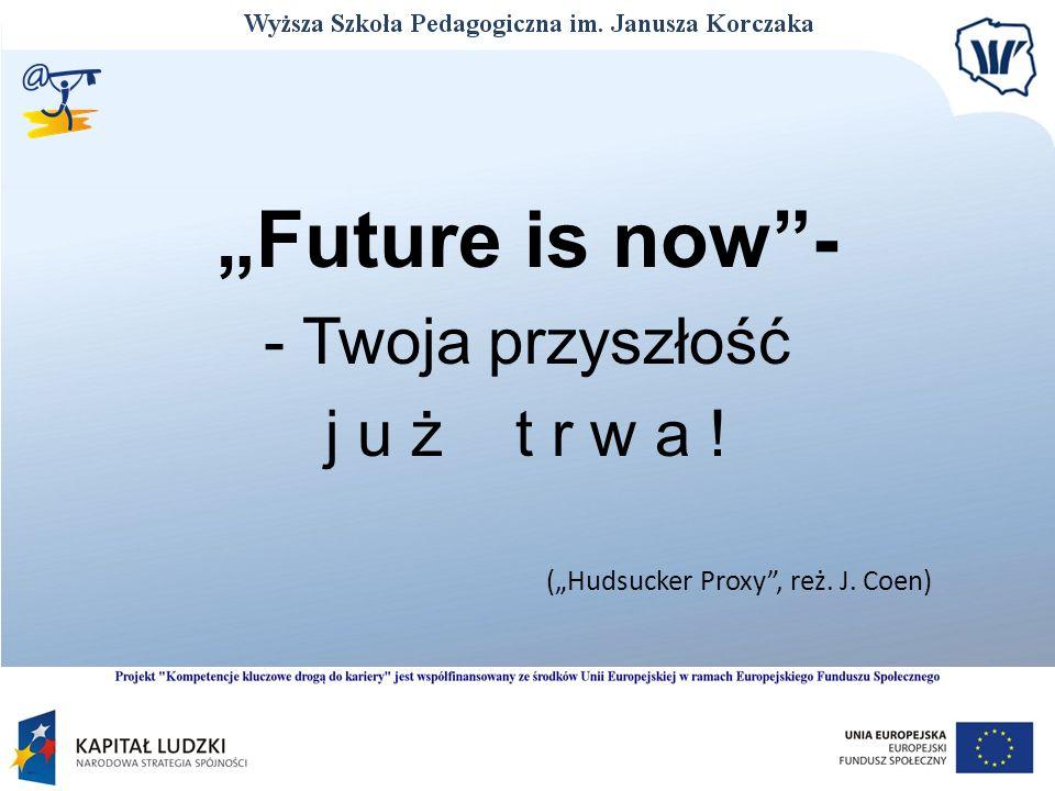 """(""""Hudsucker Proxy , reż. J. Coen)"""