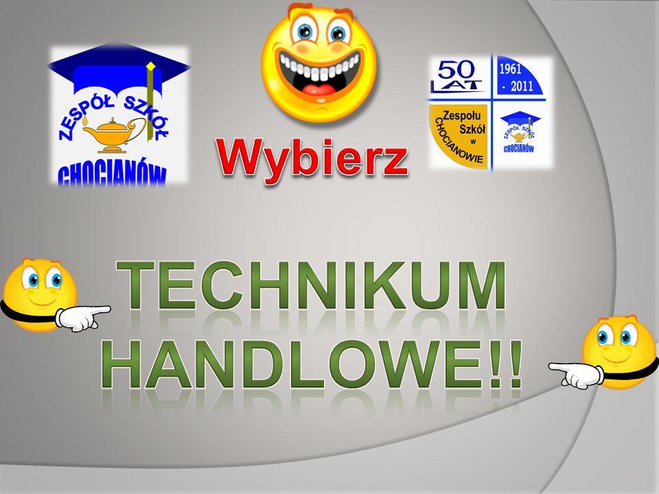 Wybierz TECHNIKUM HANDLOWE!!