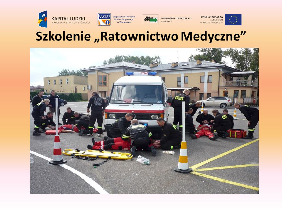 """Szkolenie """"Ratownictwo Medyczne"""