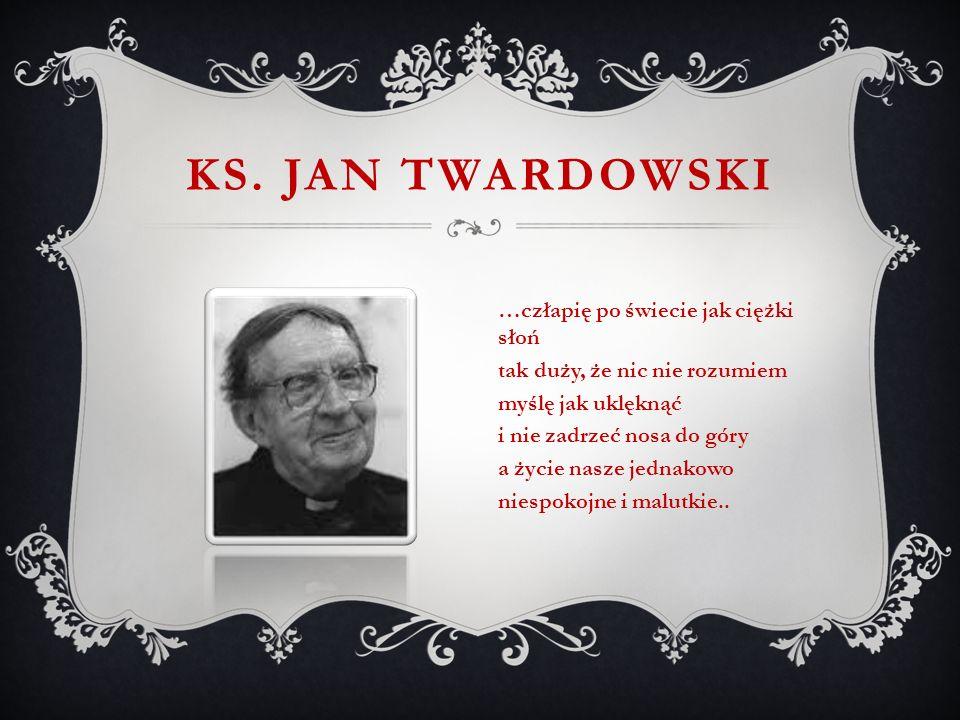 Ks. Jan twardowski