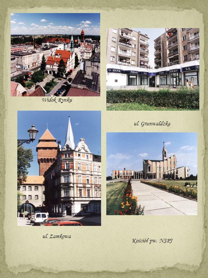 ul. Grunwaldzka Kościół pw. NSPJ